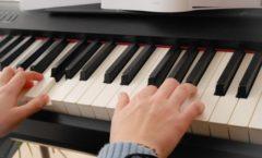 ピアノと電子ピアノどう違う?