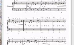楽譜作るの大変なんで!!